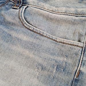 PINK Victoria's Secret Shorts - Victoria Secret Size 0 Pink Jean Shorts